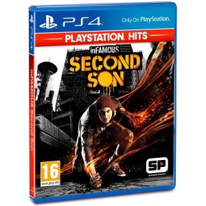 inFAMOUS: SECOND SON PlayStation Hits (PS4)