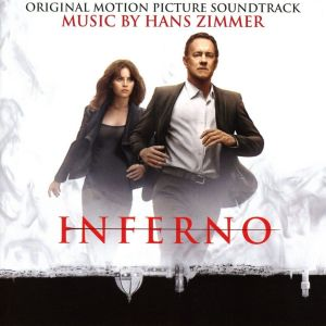 INFERNO - THE ORIGINAL MOTION PICTURE SOUNDTRACK (AUDIO CD)