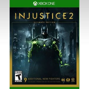 INJUSTICE 2 - ULTIMATE EDITION (XBOX ONE)