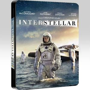 INTERSTELLAR - Limited Collector's Edition FuturePak (2 BLU-RAYs)