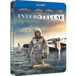 INTERSTELLAR - Limited Collector's Edition Steelbook (2 BLU-RAYs)