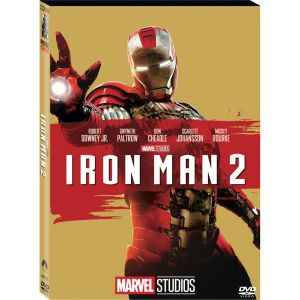 IRON MAN 2 O-Ring (DVD) ***MARVEL EXCLUSIVE***