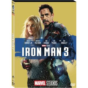 IRON MAN 3 O-Ring (DVD) ***MARVEL EXCLUSIVE***