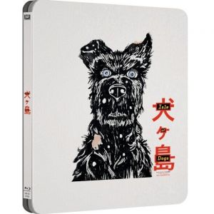 ISLE OF DOGS Limited Edition Steelbook (BLU-RAY)