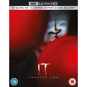 IT: CHAPTER 2 4K+2D [Imported] (4K UHD BLU-RAY + BLU-RAY)