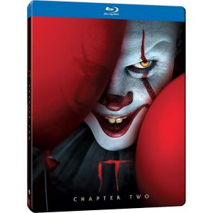 IT: CHAPTER 2 Limited Edition Steelbook (BLU-RAY)