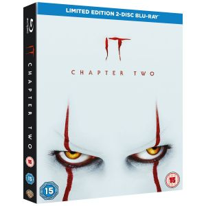 IT: CHAPTER 2 - ΤΟ ΑΥΤΟ: ΚΕΦΑΛΑΙΟ 2 Limited Slipcover Edition (BLU-RAY + BLU-RAY BONUS)