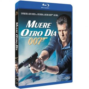 JAMES BOND: DIE ANOTHER DAY [Imported] (BLU-RAY)