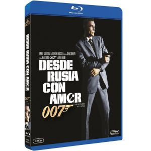 JAMES BOND: FROM RUSSIA WITH LOVE [Imported] (BLU-RAY)