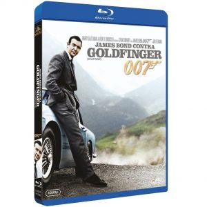 JAMES BOND: GOLDFINGER [Imported] (BLU-RAY)