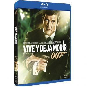 JAMES BOND: LIVE AND LET DIE [Imported] (BLU-RAY)