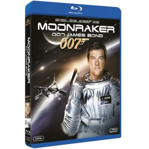JAMES BOND: MOONRAKER [Imported] (BLU-RAY)
