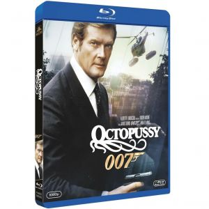 JAMES BOND: OCTOPUSSY [Imported] (BLU-RAY)