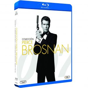JAMES BOND: PIERCE BROSNAN Collection [Imported] (BLU-RAY)