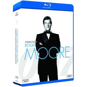 JAMES BOND: ROGER MOORE Collection [Imported] (BLU-RAY)