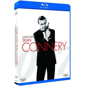 JAMES BOND: SEAN CONNERY Collection [Imported] (BLU-RAY)