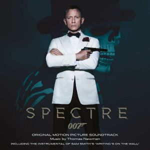 JAMES BOND: SPECTRE  - THE ORIGINAL MOTION PICTURE SOUNDTRACK (AUDIO CD)