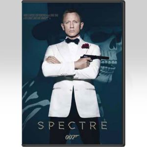 JAMES BOND: SPECTRE (DVD)