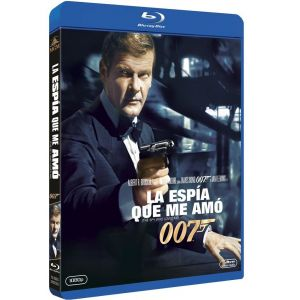 JAMES BOND: THE SPY WHO LOVED ME [Imported] (BLU-RAY)