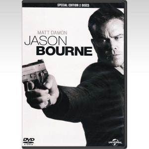 JASON BOURNE Special Edition (2 DVD)