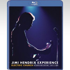 JIMI HENDRIX EXPERIENCE: ELECTRIC CHURCH (BLU-RAY)
