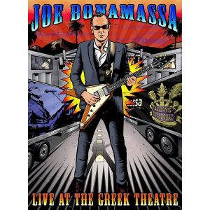 JOE BONAMASSA: LIVE AT THE GREEK THEATRE (BLU-RAY)