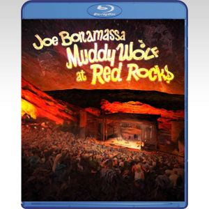 JOE BONAMASSA: MUDDY WOLF AT RED ROCKS (BLU-RAY)