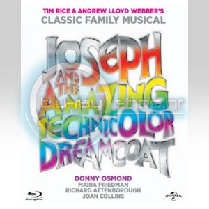 JOSEPH AND THE AMAZING TECHNICOLOR DREAMCOAT (BLU-RAY)
