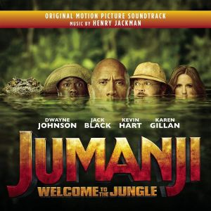 JUMANJI 2: WELCOME TO THE JUNGLE - ORIGINAL MOTION PICTURE SOUNDTRACK (AUDIO CD)