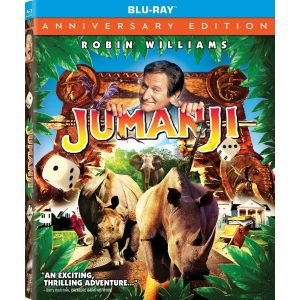 JUMANJI - ΤΖΟΥΜΑΝΤΖΙ 20th Anniversary Edition (BLU-RAY)