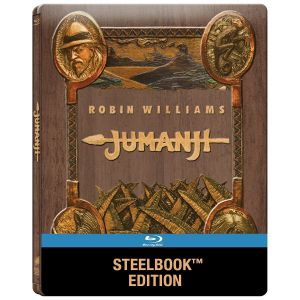 JUMANJI - ΤΖΟΥΜΑΝΤΖΙ 20th Anniversary Limited Edition Steelbook (BLU-RAY)
