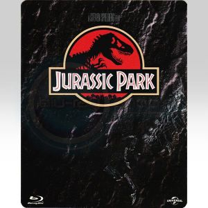 JURASSIC PARK Limited Edition Steelbook EXCLUSIVE [Imported] (BLU-RAY)