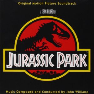 JURASSIC PARK - ORIGINAL MOTION PICTURE SOUNDTRACK (AUDIO CD)