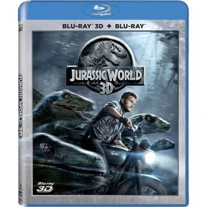 JURASSIC WORLD 3D (BLU-RAY 3D + BLU-RAY)