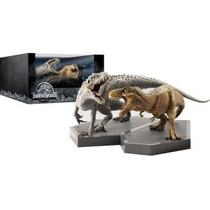 JURASSIC WORLD 3D Limited Collector's Gift Set Edition [Imported] (BLU-RAY 3D + BLU-RAY)