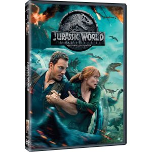 JURASSIC WORLD: FALLEN KINGDOM - JURASSIC WORLD: ΤΟ ΒΑΣΙΛΕΙΟ ΕΠΕΣΕ (DVD)