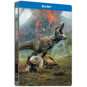 JURASSIC WORLD: FALLEN KINGDOM Limited Edition Steelbook [Imported] (BLU-RAY)