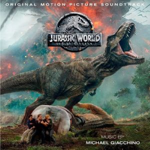 JURASSIC WORLD: FALLEN KINGDOM - ORIGINAL MOTION PICTURE SOUNDTRACK (AUDIO CD)