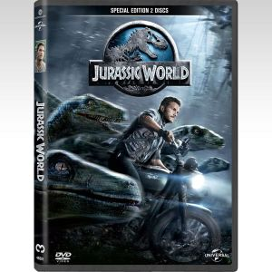 JURASSIC WORLD - Special Edition (2 DVD)