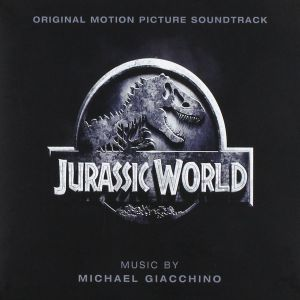 JURASSIC WORLD - THE ORIGINAL MOTION PICTURE SOUNDTRACK (AUDIO CD)