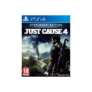 JUST CAUSE 4 - Day 1 Steelbook Edition (PS4)