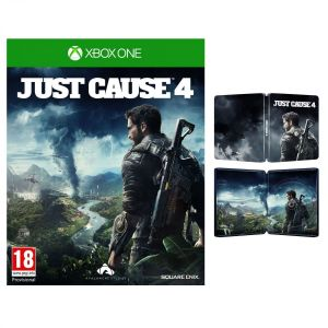 JUST CAUSE 4 - Day 1 Steelbook Edition (XBOX ONE)