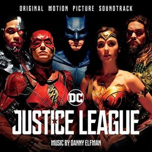 JUSTICE LEAGUE - ORIGINAL MOTION PICTURE SOUNDTRACK (AUDIO CD)