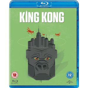 KING KONG New Visual (BLU-RAY)