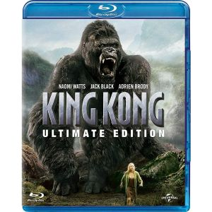 KING KONG Theatrical & Extended - Ultimate Edition (BLU-RAY)