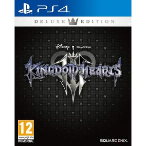 KINGDOM HEARTS 3 - Deluxe Edition (PS4)