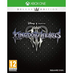 KINGDOM HEARTS 3 - Deluxe Edition (XBOX ONE)