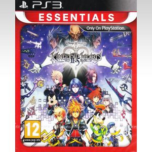 KINGDOM HEARTS HD 2.5 REMIX - ESSENTIALS (PS3)