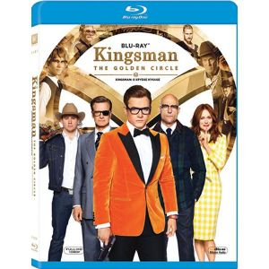 KINGSMAN: THE GOLDEN CIRCLE - KINGSMAN: Ο ΧΡΥΣΟΣ ΚΥΚΛΟΣ (BLU-RAY)