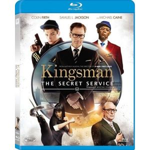 KINGSMAN: THE SECRET SERVICE - KINGSMAN: Η ΜΥΣΤΙΚΗ ΥΠΗΡΕΣΙΑ (BLU-RAY)